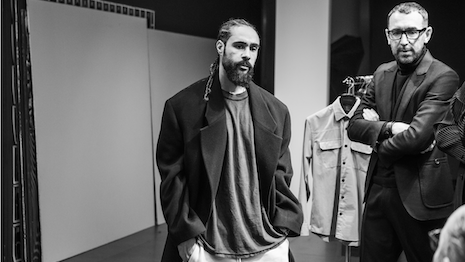 Ermenegildo Zegna is looking to contemporize its look with the Fear of God. Image credit: Zegna