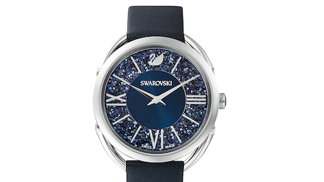 Swarovski watch, part of the 125th Anniversary Collection. Courtesy of Swarovski
