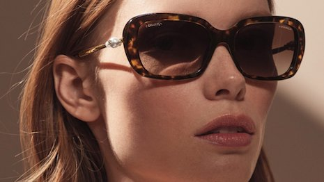 Chanel's spring/summer 2020 collection glasses selling at Neiman Marcus. Image credit: Neiman Marcus