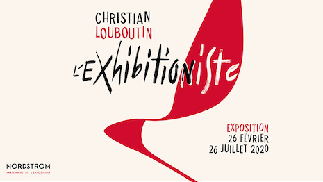 Christian Louboutin L'Exhibitioniste, running through July 26 in Paris' Palais de la Porte Dorée, is a nod to iconic French footwear designer Christian Louboutin's work and creativity. Image credit: Palais de la Porte Dorée