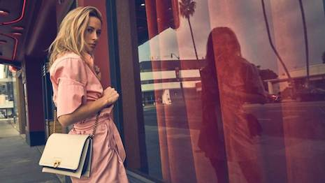 "Filmmaker Gillian Zinser talks about how Hollywood slows her down to think and be more creative in Ferragamo's new ""Rising in Hollywood"" short film series. Image courtesy of Salvatore Ferragamo"