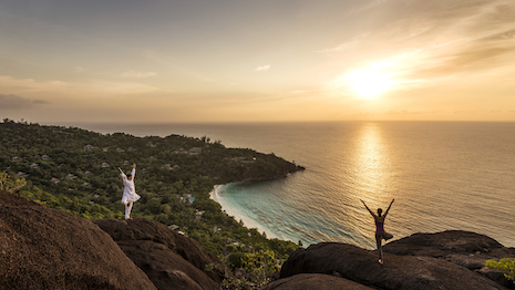 Travel and hospitality focused on wellness will accelerate after the coronavirus outbreak subsides. Image credit: Four Seasons Hotels and Resorts