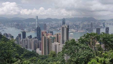 Hong Kong's discontent with its Chinese overlords is still simmering