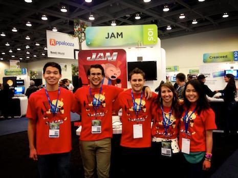 Jam team