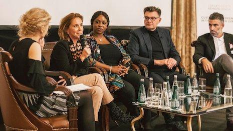 Luxury Society Keynote Geneva panel. Image credit: Luxury Society