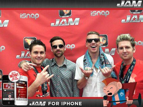 Macklemore Jam for iPhone