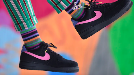 Nike latest Air Force 1 shoes. Image credit: Nike