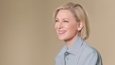 Cate Blanchett stars in Pomellato for Women's 2020 campaign. Image courtesy of Pomellato