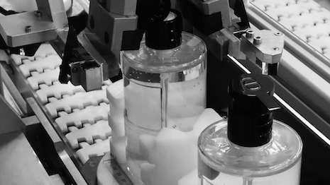 LVMH's Dior diverted its production site to switch from perfumes to hand sanitizers for French health authorities and hospitals. Image credit: Dior