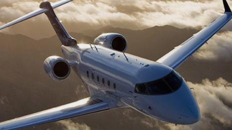 Magellan private jet. Image courtesy of Magellan Jets