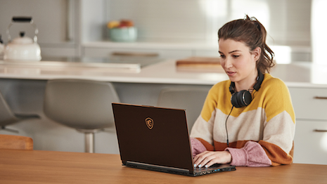 Microsoft Corp. has developed tools for internal communications between teams and employees, as well as software to protect against cyber attacks as companies adopt remote-working arrangements in the wake of the COVID-19 coronavirus crisis. Image credit: Microsoft