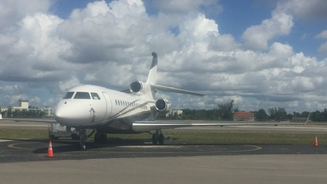 Private jet travel may take a hit this year over the COVID-19 coronavirus pandemic, but the patrons are a resilient bunch
