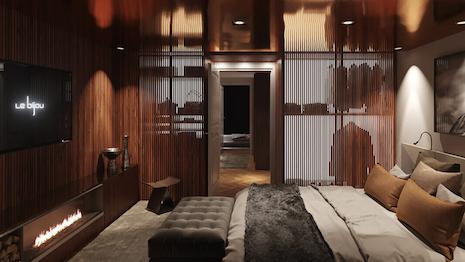 Swiss luxury hotel Le Bijou. Image credit: Le Bijou