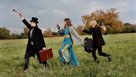 Walpole: The show must go on. Image credit: Walpole
