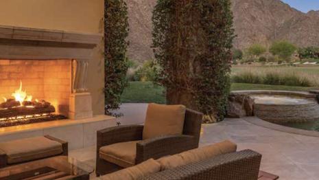 La Quinta California luxury home. Image credit: Luxury Portfolio International