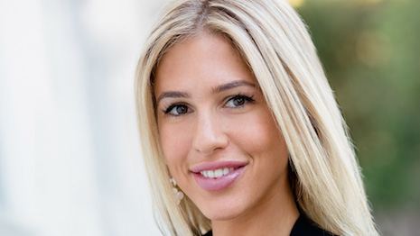 Alexis Boris-Waterman is estates agent at Compass