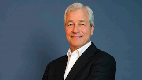Jamie Dimon is chairman/CEO of JP Morgan Chase