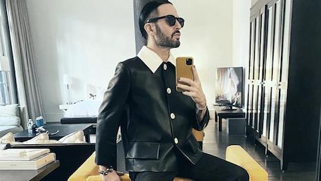 Designer Marc Jacobs. Image credit: Marc Jacobs Instagram