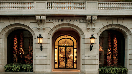 Ralph Lauren store at 888 Madison Avenue in New York is among retail stores closed during the coronavirus pandemic. Image credit: Ralph Lauren
