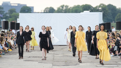 Copenhagen Fashion Week spring/summer 2021 is on Aug. 9-12. Image courtesy of Copenhagen Fashion Week
