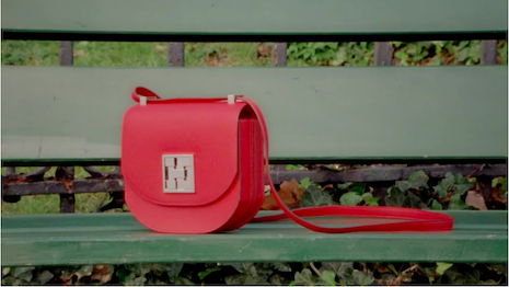 And there sat the HermèsMosaïque au 24 bag, waiting to be found for a Parisian romance to bloom. Image credit: Hermès