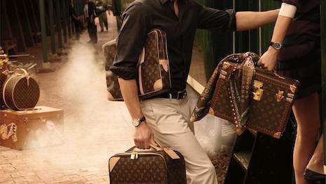 Louis Vuitton's Spirit of Travel campaign. Image credit: Louis Vuitton