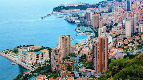 Monaco, playground of the ultra-wealthy, has some of the priciest real estate in the world given its territorial size of 0.7-square-mile, or 400 acres. Image courtesy of John Taylor