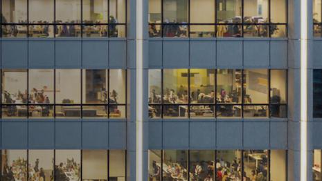Gartner's HR practice studies workplace trends. Image credit: Gartner