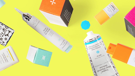 Ecommerce is key to the beauty category's future. Image credit: Drunk Elephant
