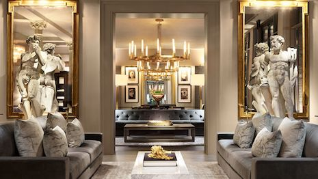 RH New York, the retailer's outpost in Manhattan that combines interior design, furnishings and fine dining. Image credit: RH New York