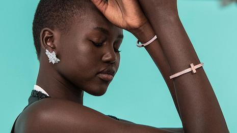 The Tiffany T1 collection is showing positive signs of market acceptance. Image credit: Tiffany & Co.
