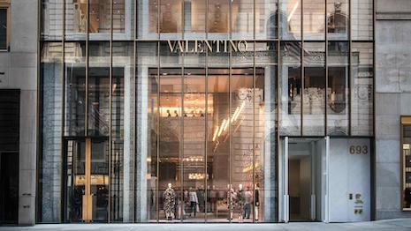 Valentino asserts that the value of its Fifth Avenue location has been permanently compromised. Image credit: Valentino