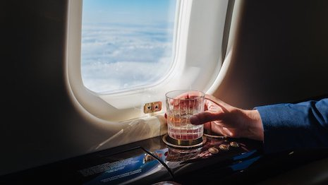 Demand for private jet travel has gone up after the COVID-19 coronavirus outbreak. Image credit: VistaJet