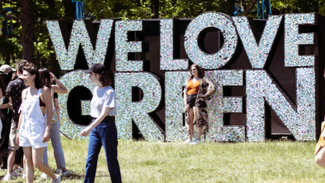 Kering is sponsoring We Love Green's virtual event and sustainable actions. Image credit: Kering