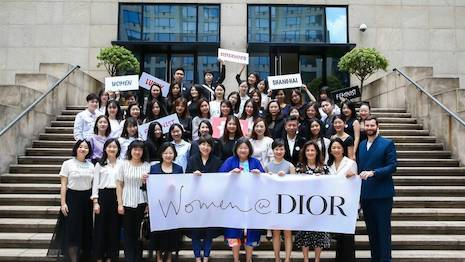 The yearlong program of 15 courses focuses on gender equality and women's leadership for a responsible future. Image courtesy of Christian Dior