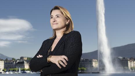 Fabienne Lupo. Image © Fred Merz   Lundi13