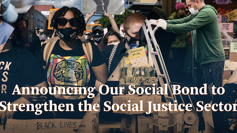 The Ford Foundation is working to strengthen social justice. Image credit: The Ford Foundation
