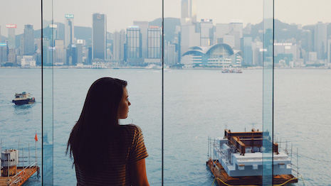 Hong Kong is a key market for luxury watches, real estate, travel and tourist, fine dining, and financial services. Image credit: Agility Research & Strategy