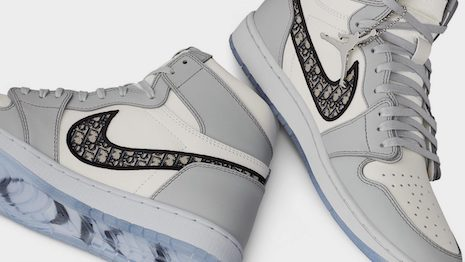 """China's primary and secondary sneaker markets experienced turbulence during the COVID-19 pandemic, but is China's """"sneaker bubble"""" finally about to burst? Image credit: Jordan Brand"""