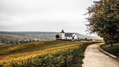 Reims and the surrounding Champagne region now has its own City Guide. Image courtesy of LVMH, photo copyright Denis Bourges