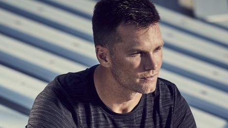 Brand ambassador and football hero Tom Brady stars in a new ad campaign for IWC Schaffhausen. Image credit: IWC Schaffhausen