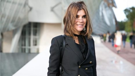 Carine Roitfeld, former editor in chief of Vogue Paris, has developed in-depth collaboration with Hearst, with the media powerhouse taking charge of monetizing CR Fashion Book's digital and social content, and syndicating it across Hearst's digital portfolio. Image credit: Shutterstock