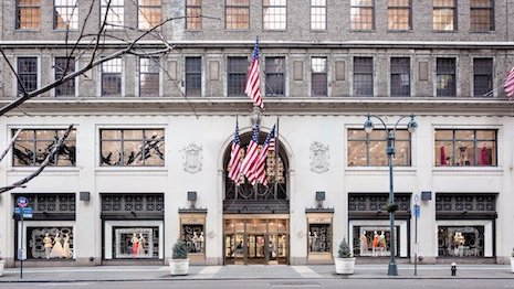 Lord & Taylor's flagship building was sold to shared-space WeWork. Image credit: GlobeSt