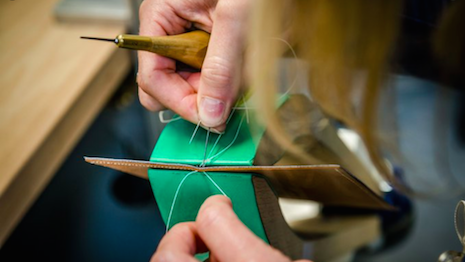 Hermès will invest in its production capacity with the creation of 250 jobs in Auvergne, France by 2025. Image credit: Hermès