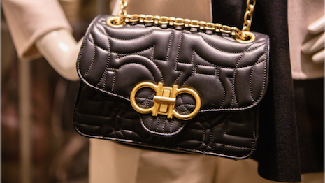 COVID-19 hurt Salvatore Ferragamo's performance in the first half, but the brand projects an upswing for the second half of the year, especially in China. Image credit: Shutterstock