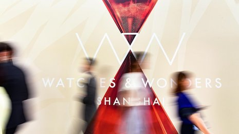 Watches & Wonders staged its first offline fair of 2020 in Shanghai Sept. 9-13. Image credit: Watches & Wonders