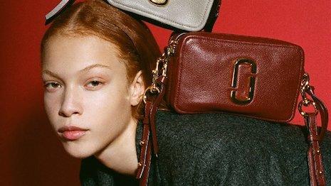 The Marc Jacobs Softshot bag. Image credit: Marc Jacobs, photo credit: Ava Nirui
