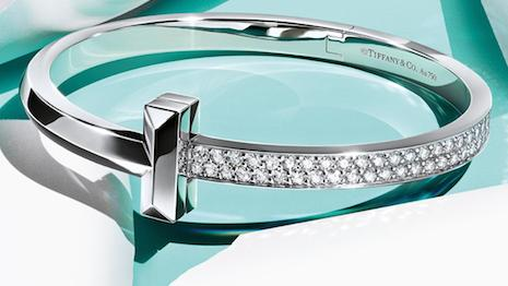 LVMH hesitates to put the ring on the Tiffany finger. Image credit: Tiffany for T1