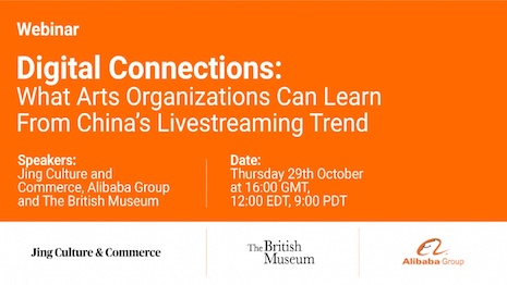 The webinar will offer an in-depth exploration of livestreaming and its potential for museums, cultural institutions and related organizations