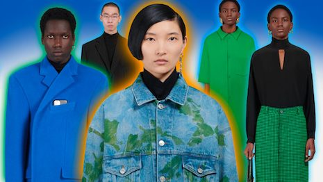China is a consumer society of demanding shoppers, and luxury labels need to be flexible, compromising entities if they want to thrive there. Image credit: Haitong Zheng, Balenciaga